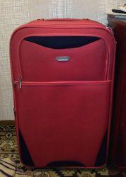 Большой вместительный чемодан