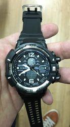 Часы Casio G-Shock GW A1100. Ударопрочные.