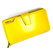 Портмоне Baellery Business желтое.