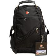 Рюкзак SWISSGEAR черный новый недорого.