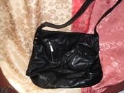 Женская сумка,  черная